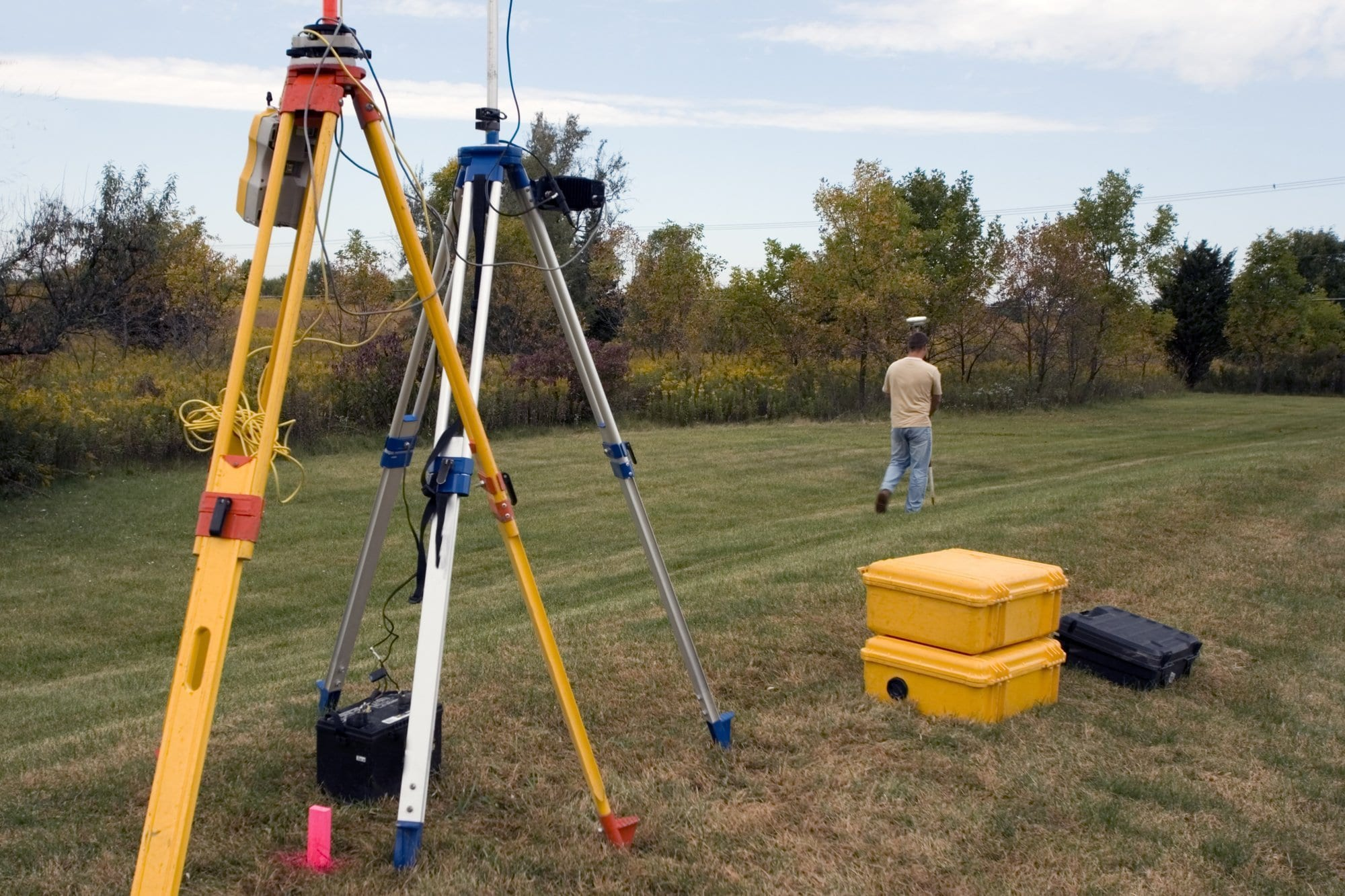 4 Technologies That Are Changing How Land Surveyors Do Their Job