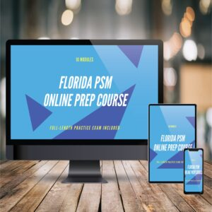 Florida Professional Surveyor and Mapper (PSM) Online Prep Course