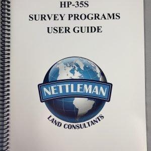 NLC HP-35 Survey Programs User Guide